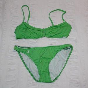 Ralph Lauren Green Bikini